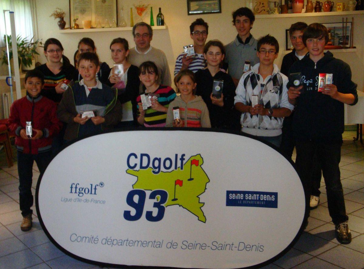Golf de seine saint denis - Chambre des notaires seine saint denis ...